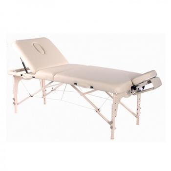 Складной массажный стол Vision Juventas Deluxe бордо